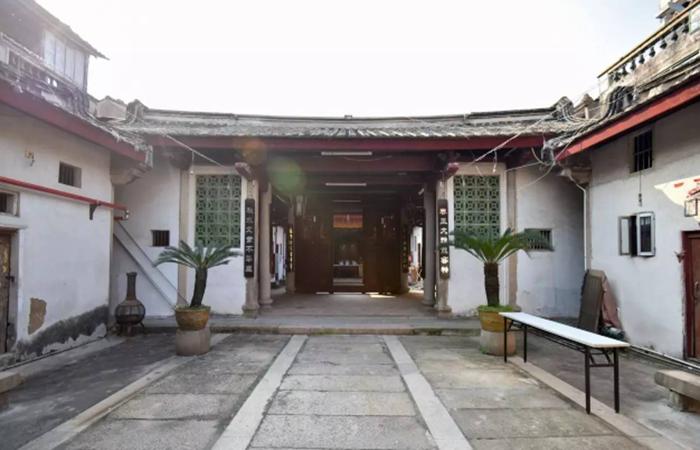 潮汕古建筑郭氏大楼:历经300年罕有洪水入浸!