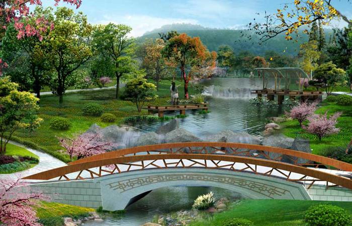 任蕾-山东省胜利山公园景观设计
