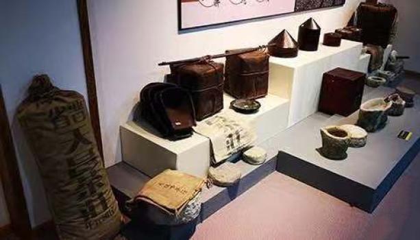 赤壁青砖茶博物馆