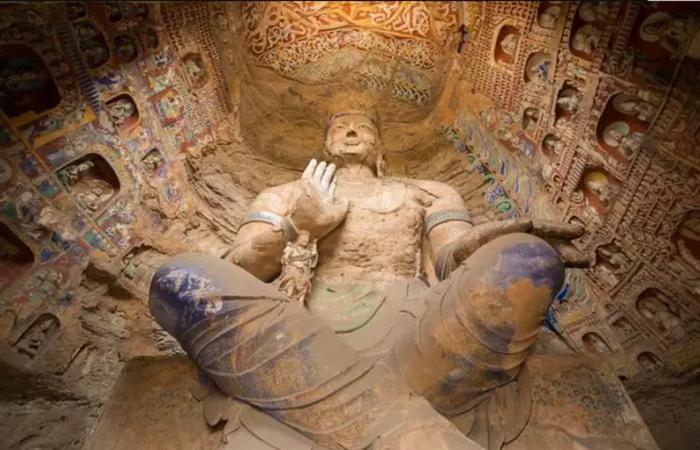 盘点中国十大石窟——建筑雕塑和绘画艺术