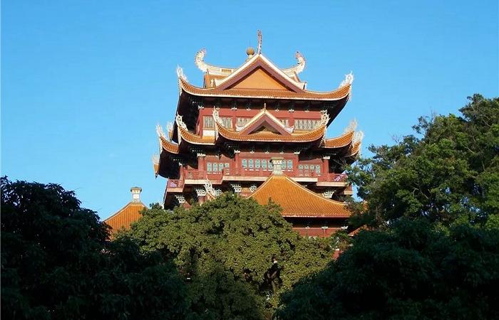 福州西禅寺——福州五大禅林之一