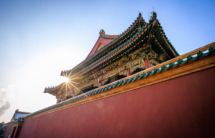 沈阳故宫——宫殿古建筑群
