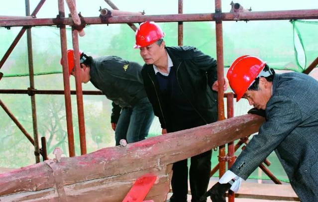 李会智——山西文博人探求古建筑匠心