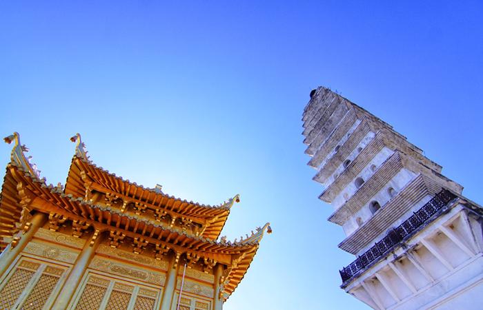 中国的佛塔建筑知识,你知道哪些?