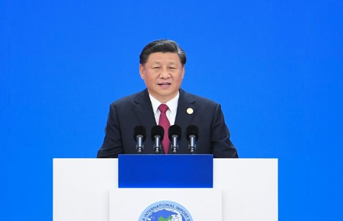 第二届中国国际进口博览会,习近平主席讲话全文!