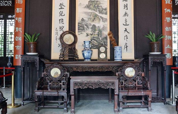 中国传统家居文化,中堂家具有什么讲究?