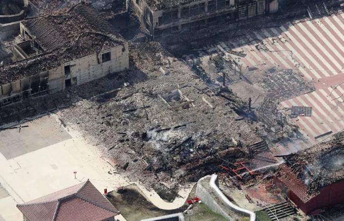日本冲绳首里城火灾对我国文物安全工作的启示