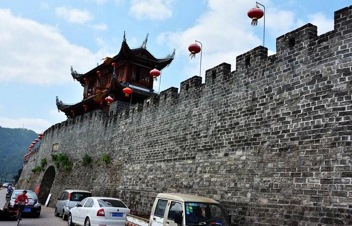 长汀古城——福建四大名城之一