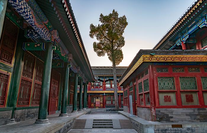 北京王府的建筑形制,有哪些讲究?