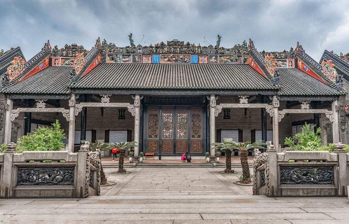 从中华传统文化看广东古建筑文化