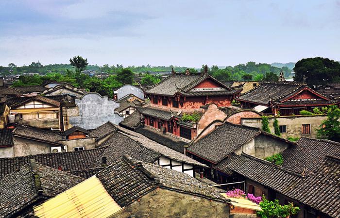 成都传统民居建筑的特点,特色建筑有哪些?