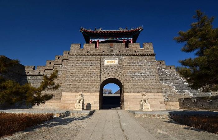 黄崖关长城——蓟县境内唯一的一座关城