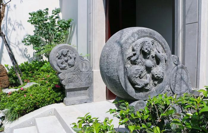 抱鼓石——古代大户人家的象征