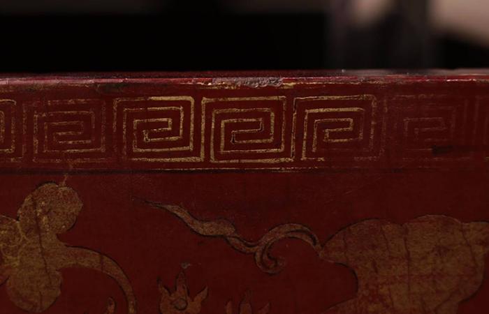 中国古代家具中常用到的纹饰图案