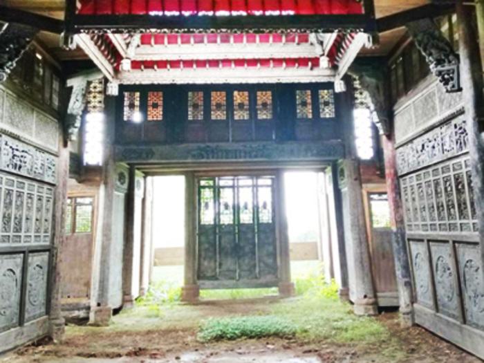 出售_得月楼,光绪三十四年的老房,近300平方米,做工精湛的古