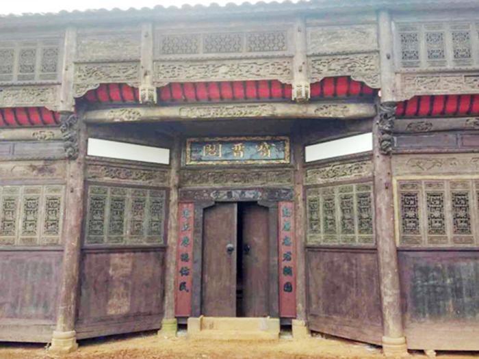 出售_宝晋阁,建于1725年老房子,面积427.5平方,材料优良的古宅