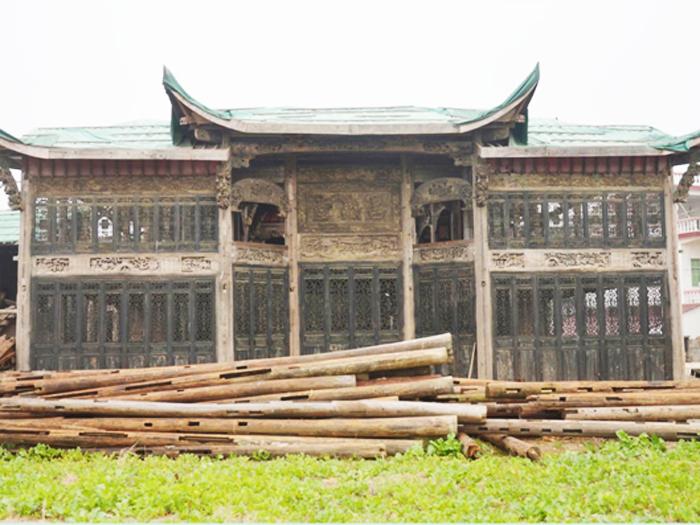 出售_昌盛堂,位于江西景德镇,500多平方,明末清初别具一格的古宅