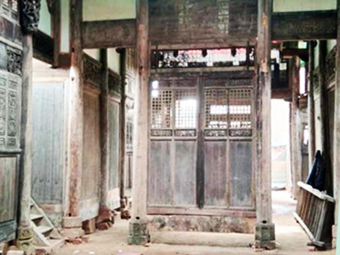 出售_学士府,建于清嘉庆年间,340平方老房,名师巧匠精心打造的古宅