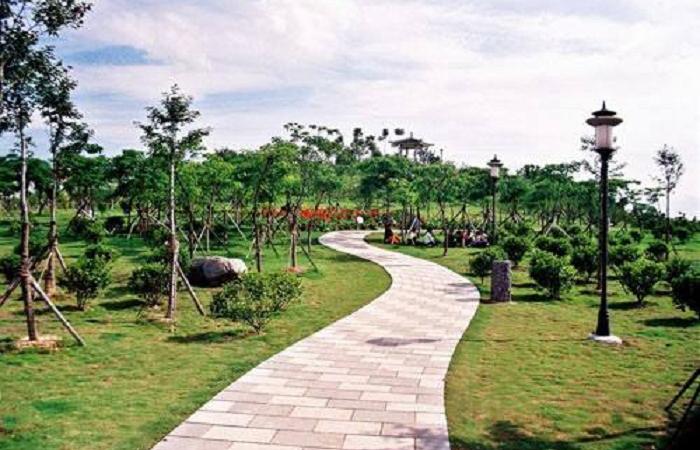 园林绿化工程施工管理要素分析