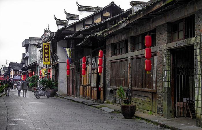 黔阳古城——湘西第一古镇