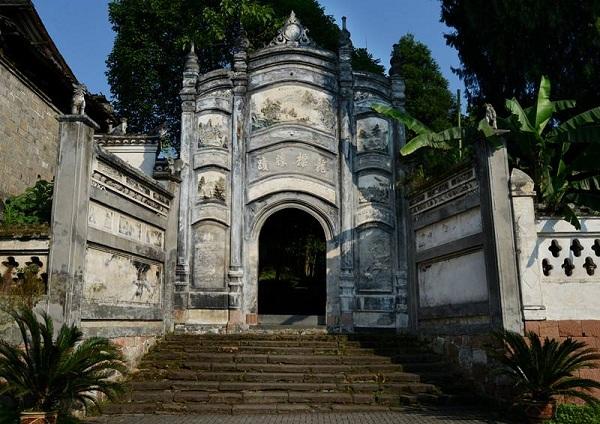 黔阳古城·龙标胜迹门