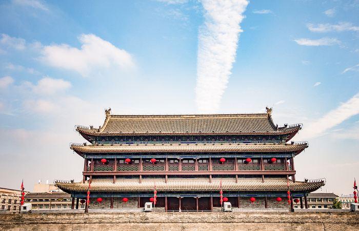 中国古代建筑与风水介绍
