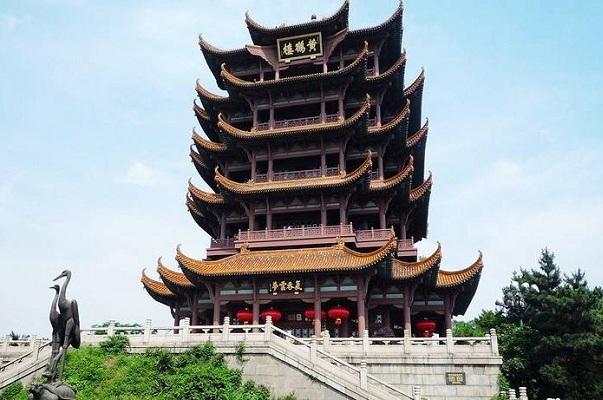 中国古代建筑·黄鹤楼