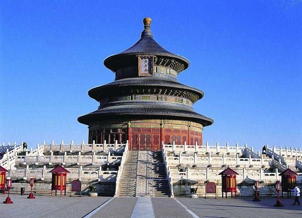 中国古代建筑·北京天坛