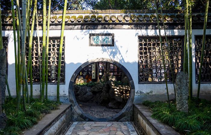 细说扬州个园四季假山的造景手法