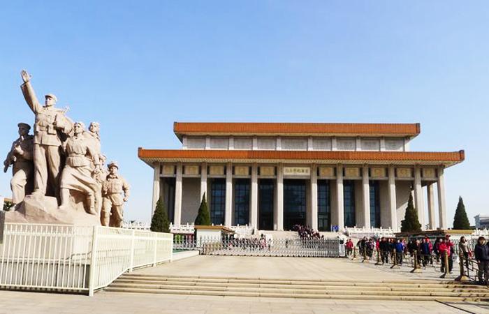 建筑大师马国馨设计作品-毛主席纪念堂