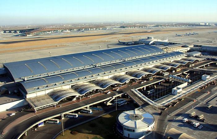 建筑大师马国馨设计作品-首都机场2号航站楼