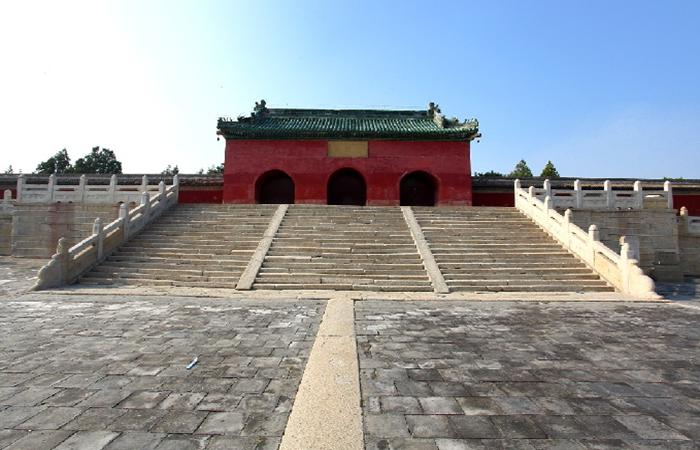 辽宁古建筑北镇庙:全国五大镇山中唯一保存完好的镇山庙