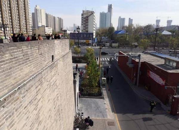 太原古城墙