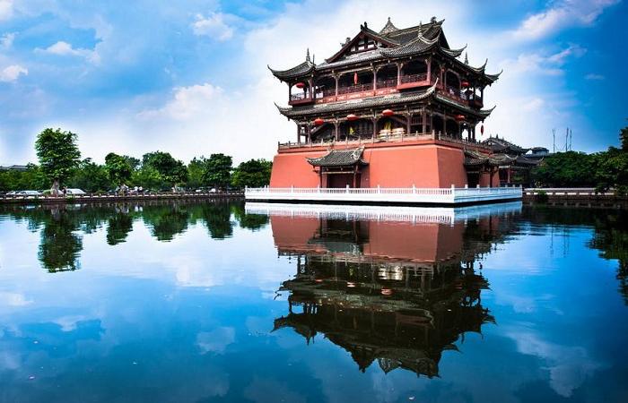 成都洛带古镇——中国西部客家第一镇