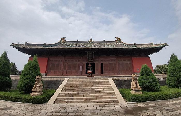 福建泉州崇福寺——泉州佛教三大丛林之一