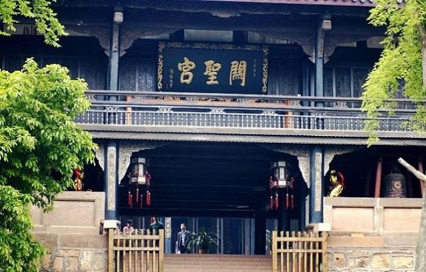 五凤溪古镇