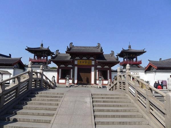 上海南翔古镇·留云禅寺