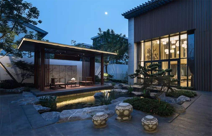 中国的庭院里,有哪些不可或缺的元素?