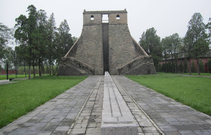 中国古代发明创造之圭表