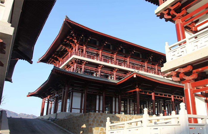 古代每个朝代的住宅有什么不同?