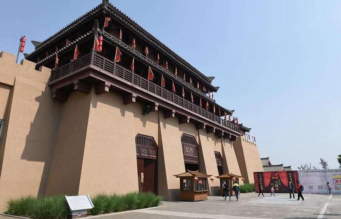 汉长安城城门遗址考古发现与研究