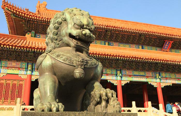 中国古建筑斗拱的起源和演变