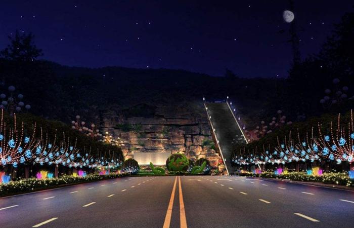 郭家沱2020年道路迎春灯饰建设工程招标公告