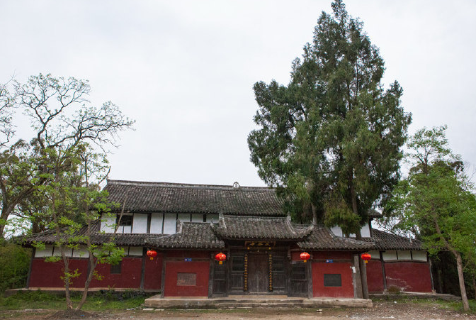 阆中永安寺