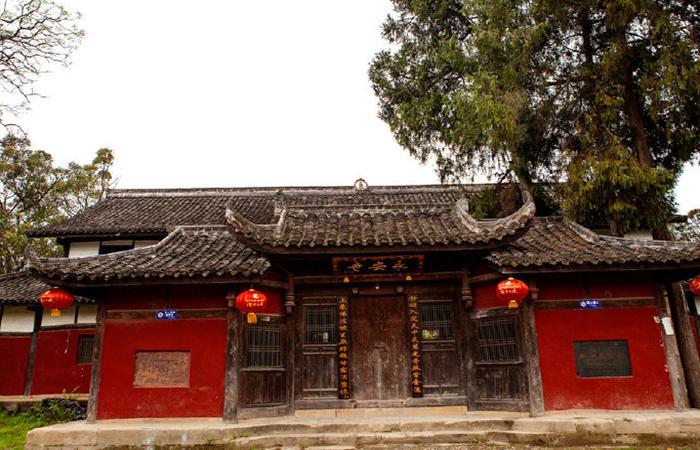 阆中永安寺:关于唐朝杨贵妃的传说故事