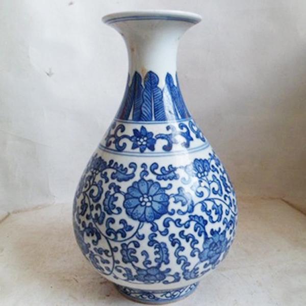 青花瓶_青花瓶价格_青花瓶图片--网店展示-古建中国