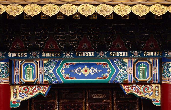 雕梁画栋——中国古建筑的独特风姿