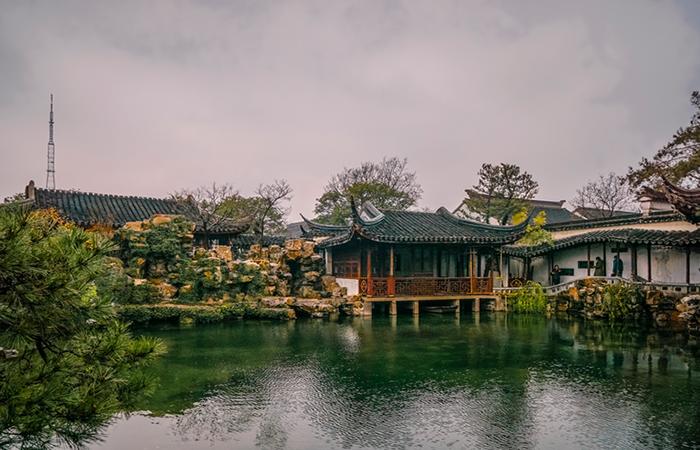 太湖古典园林:让香山帮的建筑精神新的生命力