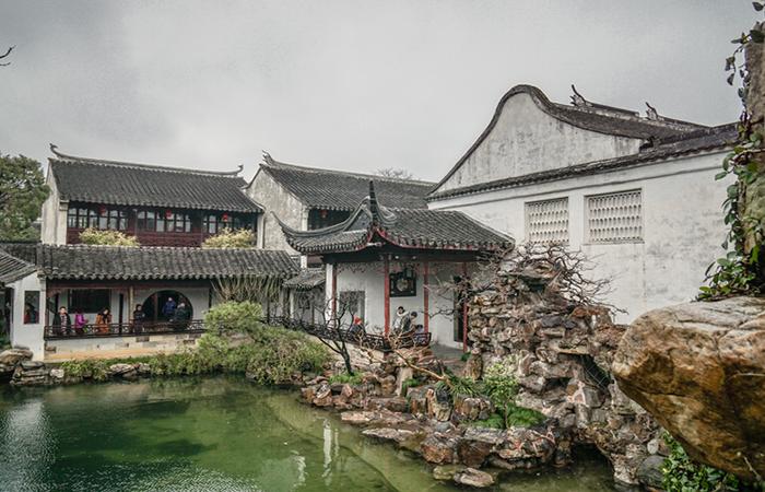 苏州香洲古代建筑设计——为江苏青山秀水再添画卷