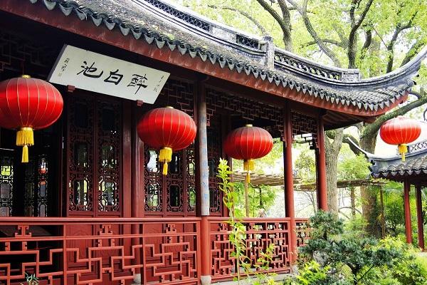 上海古典园林·松江醉白池